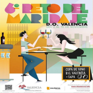 La DO Valencia lanza el VI Reto Del Maridaje para apoyar al sector hostelero